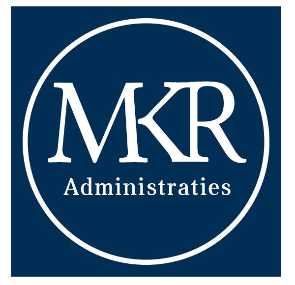 MKR administratie logo